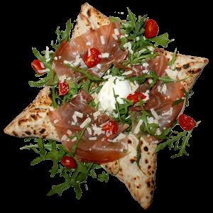 La pizza Stella